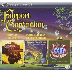 Fairport Convention-Moat On The Ledge/From Cropredy To Portmerion/xxxV