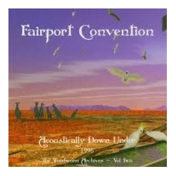 Fairport Convention-Acoustically Down Under 1996