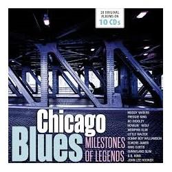 Blues Artisti Vari:Chicago Blues Milestones Of Legend
