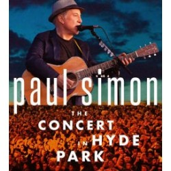 Paul Simon-Concert In Central Park 2014