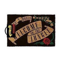Guns N' Roses-Doormat Welcome To The Jungle( Zerbino ) 40-60