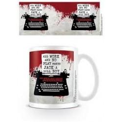 Shining- Mug ( Typewrighter)