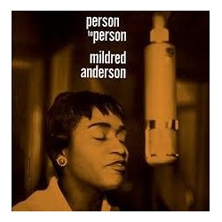 Mildred Anderson-Person To Person