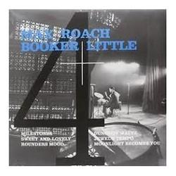 Max Roach+Booker Little-Plus 4