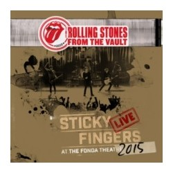 Rolling Stones-From The Vault Sticky Fingers Live At The Fonda Theatre 2015