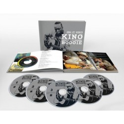 John Lee Hooker-King Of Boogie