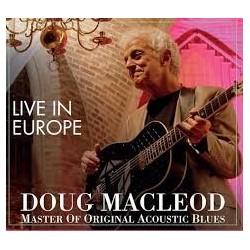 Doug Macleod-Live In Europe