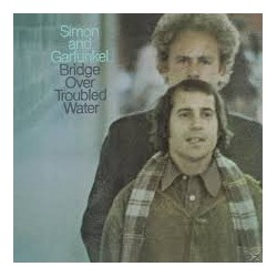 Simon And Garfunkel-Bride Over Troubled Water