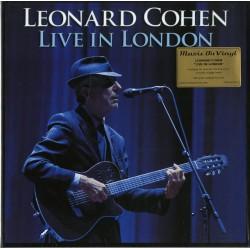 Leonard Cohen-Live In London