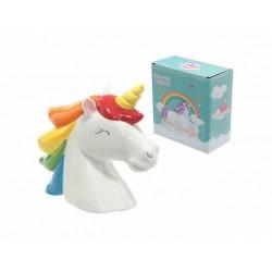 Gadget / Merchandise-Enchanted Rainbows Unicorno Salvadanaio