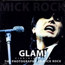 Roxy Music - Glam! Virginia Plain - The Photography Of Mick Rock