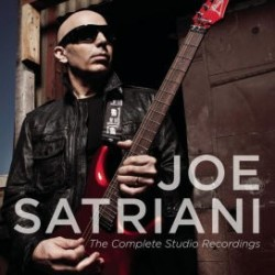 Joe Satriani-Complete Studio Recording