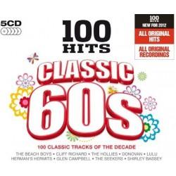 "Rock Artisti Vari "" Number ""-100 HitsClassics 60s"