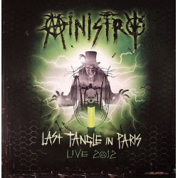 Ministry-Last Tangle In Paris Live 2012