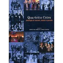 Quartetto Cetra-Antologia Di Canzoni, Sketch E Parodie