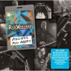 Rick Wakeman-Access All Areas