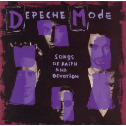 Depeche Mode-Songs Of Faith And Devolution